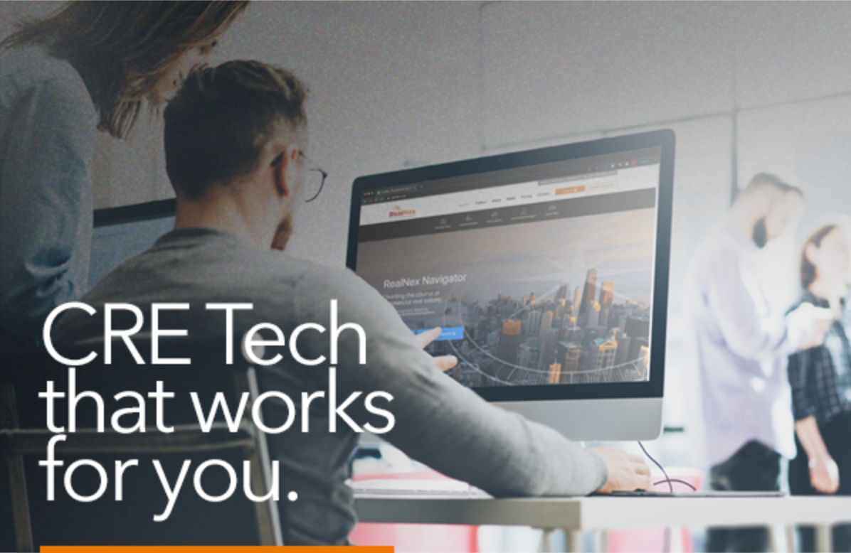 CRE Tech That Works Header